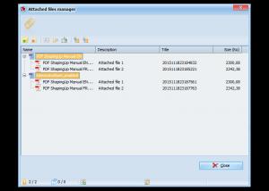 PDF editor [PDF ShapingUp Attach]