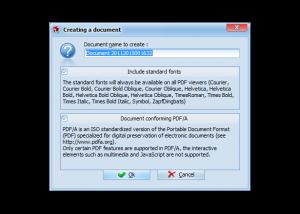 PDF editor [PDF ShapingUp Create]