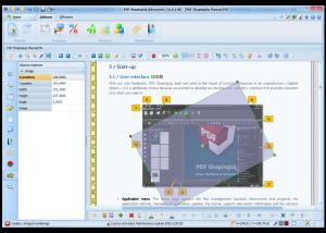 PDF editor [PDF ShapingUp Editor, Rotate]