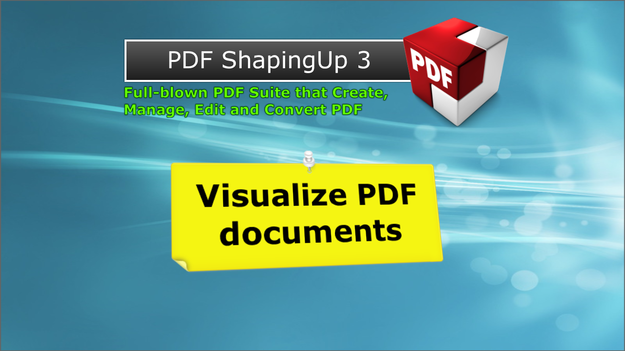PDF editor [PDF ShapingUp Tutorial Viewer EN]