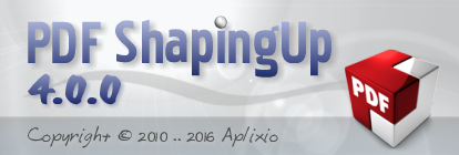 Fast PDF Reader in PDF ShapingUp 4.0.0 (lecteur PDF rapide)